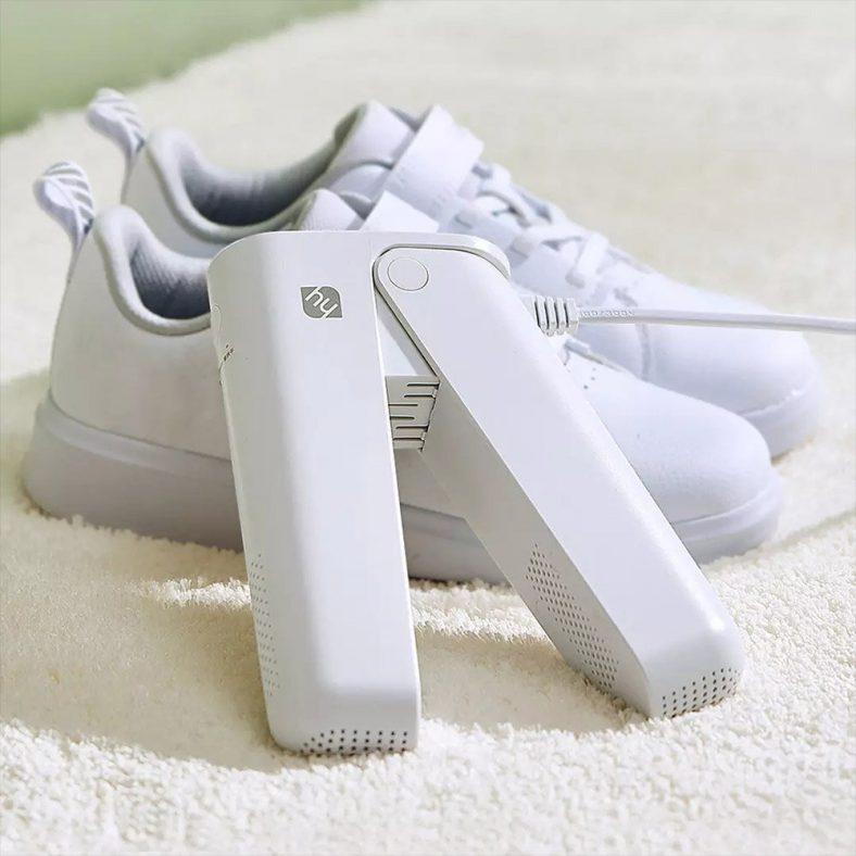 Portable Disinfection Shoe Dryer USB PTC Constant Temperature Deodorization Shoe Drying Heater Machine