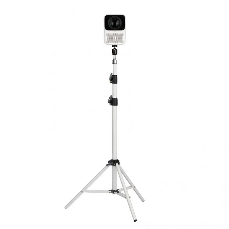 XIAOMI Wanbo Projector Stand Floor Stand Tripod 360° Universal Adjustment Up to 170 CM Height Foldable Stable Outdoor Stand